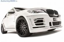 Обвес BMW X6 E71 Hamann Tycoon EVO