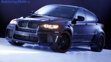 Обвес BMW X6M E71 (CLR X 650M)