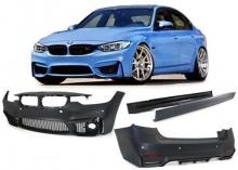 Обвес M3-стиль для BMW F30 3-серия