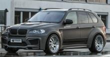 Обвес Prior Design для BMW X5 E70