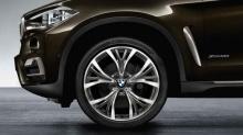 Комплект оригинальных литых дисков BMW Y-Spoke 627