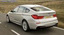 Оригинальный задний бампер М-стиль для BMW F07 GT 5-серия