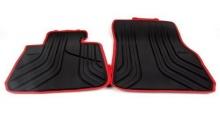 Резиновые коврики Sport LIne для BMW F32 4-серия, передние