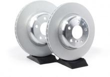 Передние тормозные диски для BMW F10 5-серия