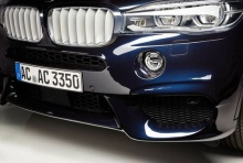 Передний бампер AC Schnitzer для BMW X5 F15