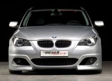 Передний бампер Rieger для BMW E60 5-серия