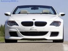 Передний бампер Lumma для BMW E63 6-серия
