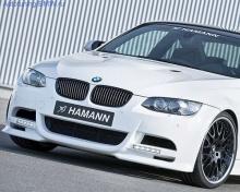 Передний бампер Hamann для BMW E92 3-серия
