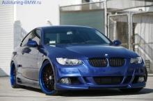 Передний бампер BMW E92 / E93 3-серия