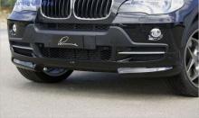 Передний бампер Lumma для BMW X5 E70