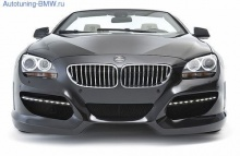 Передний бампер Hamann для BMW F13 6-серия