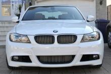 Передний бампер М-стиль BMW E90 3-серия