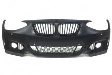 Передний бампер М-стиль для BMW F20 1-серия