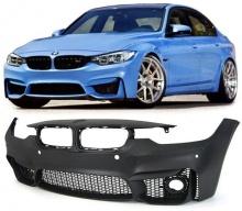 Передний бампер М3-стиль для BMW F30 3-серия