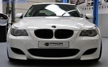 Передний бампер PRIOR DESIGN для BMW E60 5-серия