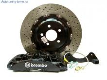 Передняя тормозная система Brembo GT для BMW E60 5-серия