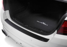 Защитная плёнка AC Schnitzer заднего бампера BMW X5 F15