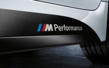Пленка бокового порога M Performance BMW F10 5-серия