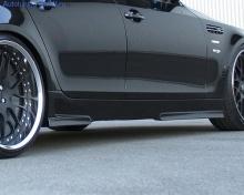 Пороги Hamann для BMW E60 5-серия