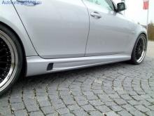 Пороги для BMW E60 5-серия