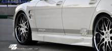 Пороги Prior Design для BMW E66 7-серия