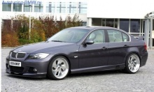 Пороги для BMW E90/E91 3-серия
