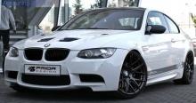 Пороги М-стиль для BMW E92/E93 3-серия