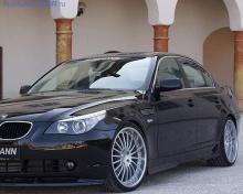 Пружины подвески для BMW E60 5-серия