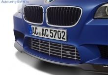 Решетка переднего бампера AC Schnitzer для BMW M5 F10 5-серия