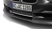 Решетка переднего бампера для BMW F30 3-серия