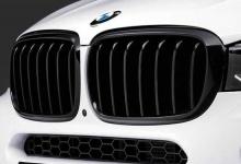 Решетка радиатора M Performance для BMW X5 F15/X6 F16