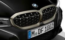 Решетка радиатора M для BMW G20 3-серия