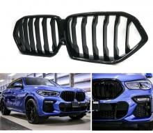 Решетка радиатора M Performance для BMW X6 G06