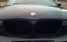 Решётки радиатора M Performance для BMW E81/E87 1-серия