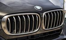 Решётка радиатора Pure Extravagance для BMW X6 F16