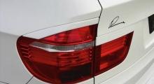 Реснички на фонари BMW X5 E70