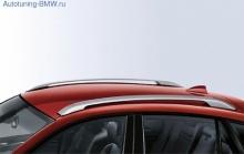Рейлинги на крышу для BMW X6 E71