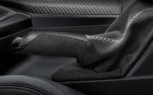 Рукоятка ручника с чехлом для BMW F20 1-серия