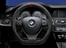 Руль M Performance для BMW X3 F25/X4 F26