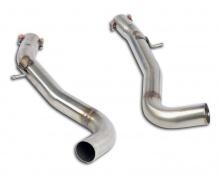 Соединительные трубы Supersprint для BMW M2 F87 Competition