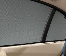 Солнцезащитные шторы боковых стекол для BMW X1 F48