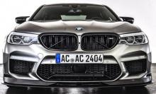 Сплиттер AC Schnitzer для BMW M5 F90