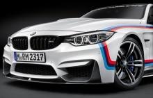 Сплиттер M Performance для BMW M3 F80/M4 F82