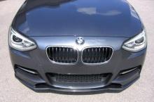 Карбоновый сплиттер Kerscher для BMW F20 1-серия
