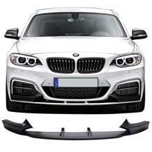 Сплиттер переднего бампера для BMW F22 2-серия