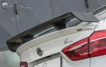 Спойлер Lumma GT для BMW X6 F16