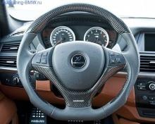 Спортивный руль для BMW X5M / X6M