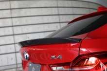 Карбоновый спойлер 3DDesign для BMW X4 F26