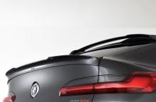 Спойлер AC Schnitzer для BMW X4 G02