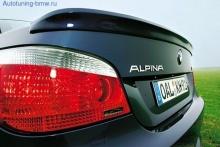 Спойлер ALPINA для BMW E60 5-серия